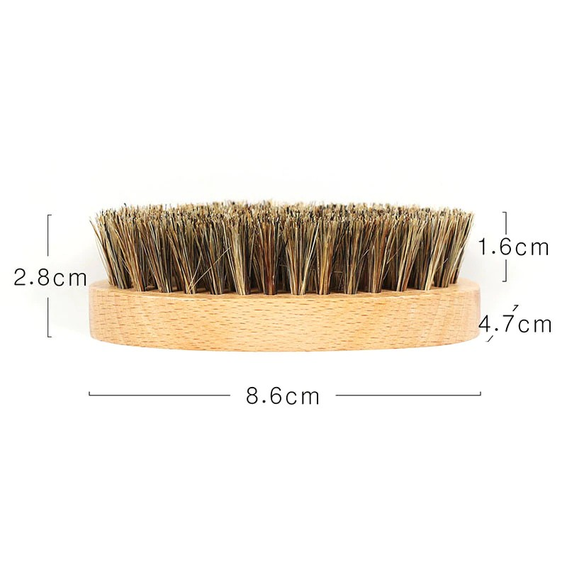 Taille brosse barbe