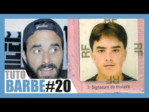 La barbe et le rasage à l'adolescence !