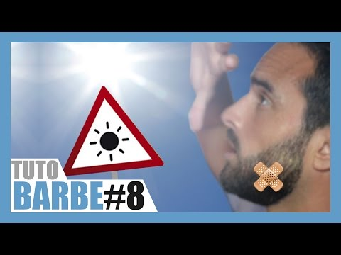 Protéger sa barbe et ses cheveux l'été (UV, Chlore et Sel)