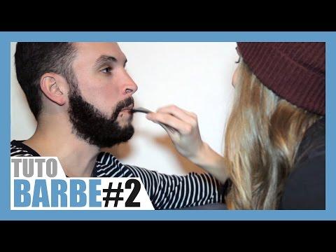 J'ai testé la teinture / coloration pour barbe