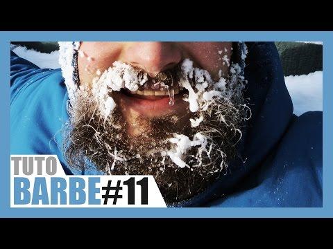 Comment protéger sa barbe l'hiver ?