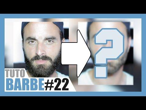 Passer d'une barbe de 3 mois à une barbe de 3 jours !