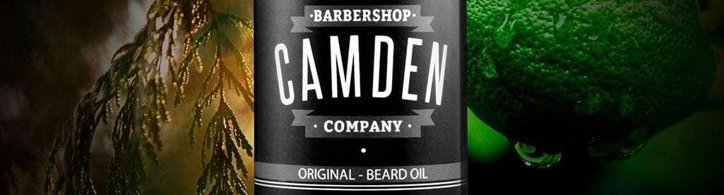 camden barbershop huile barbe originale