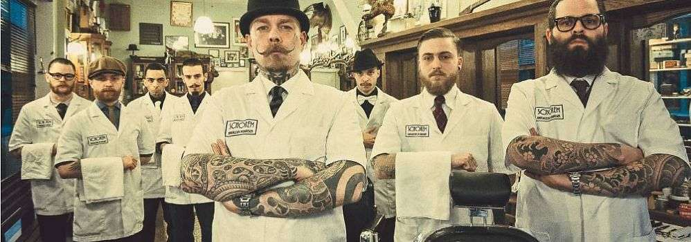 schorem-oldschool-barbershop-team