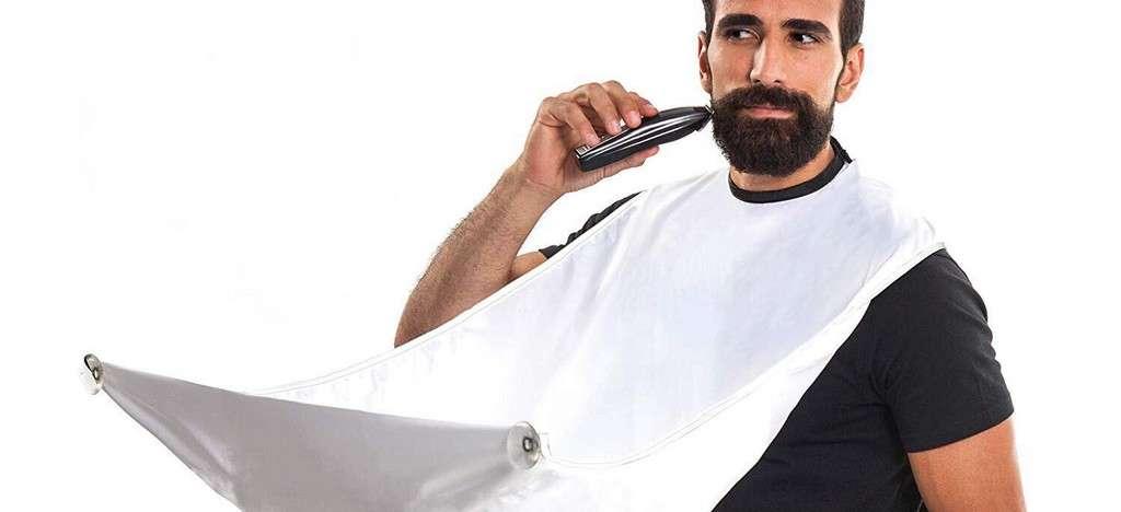 Bavoir à barbe