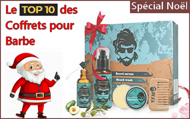 coffrets barbe noel 2019